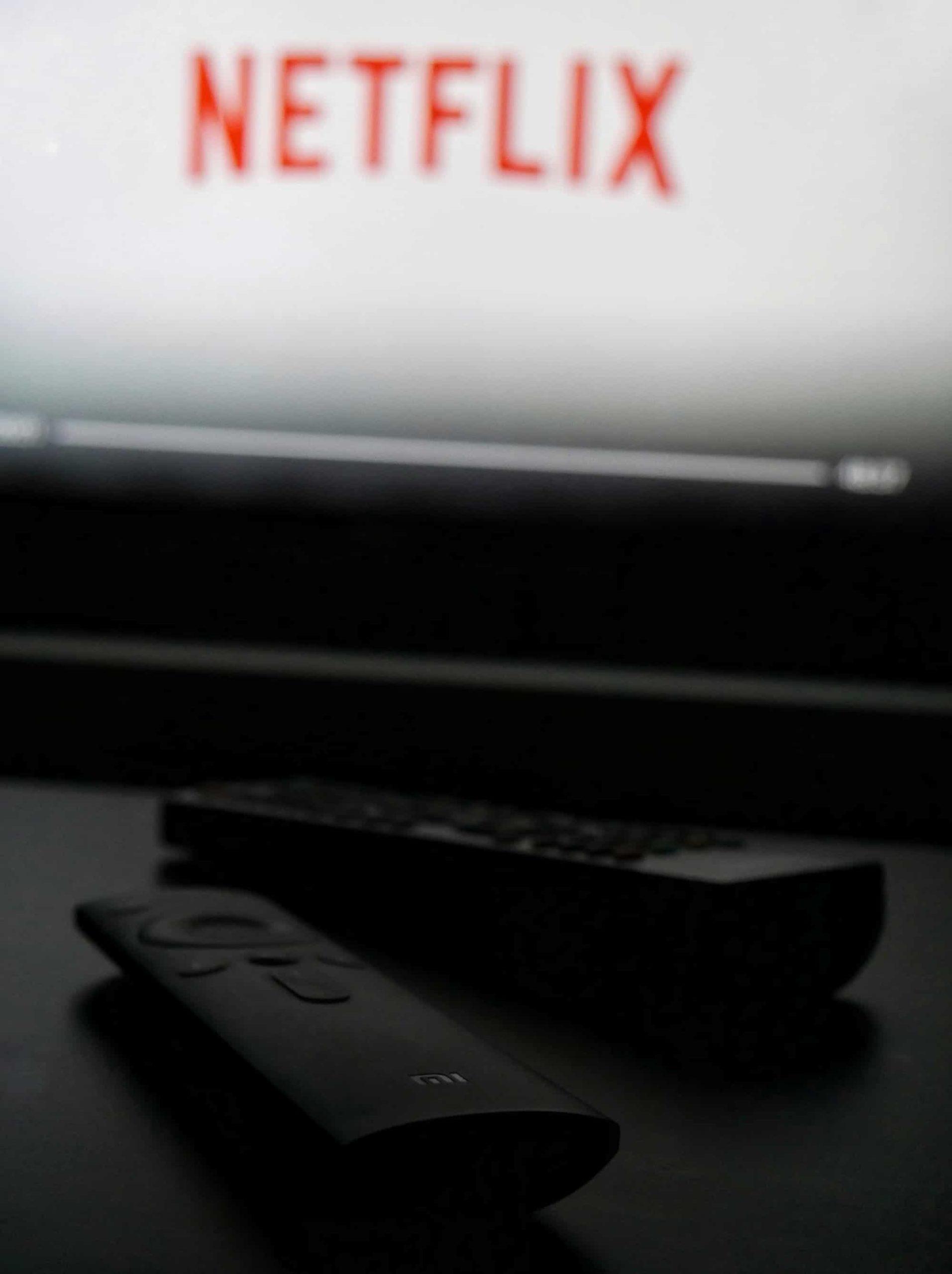 Nie oglądaj Netflixa przed snem