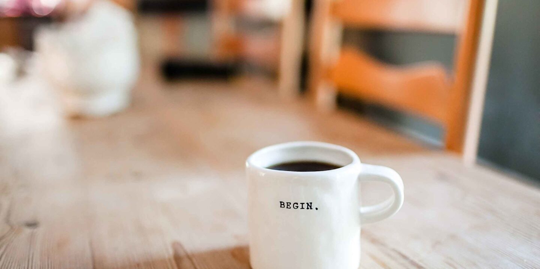 Aby dobrze rozpocząć dzień wstań wcześniej