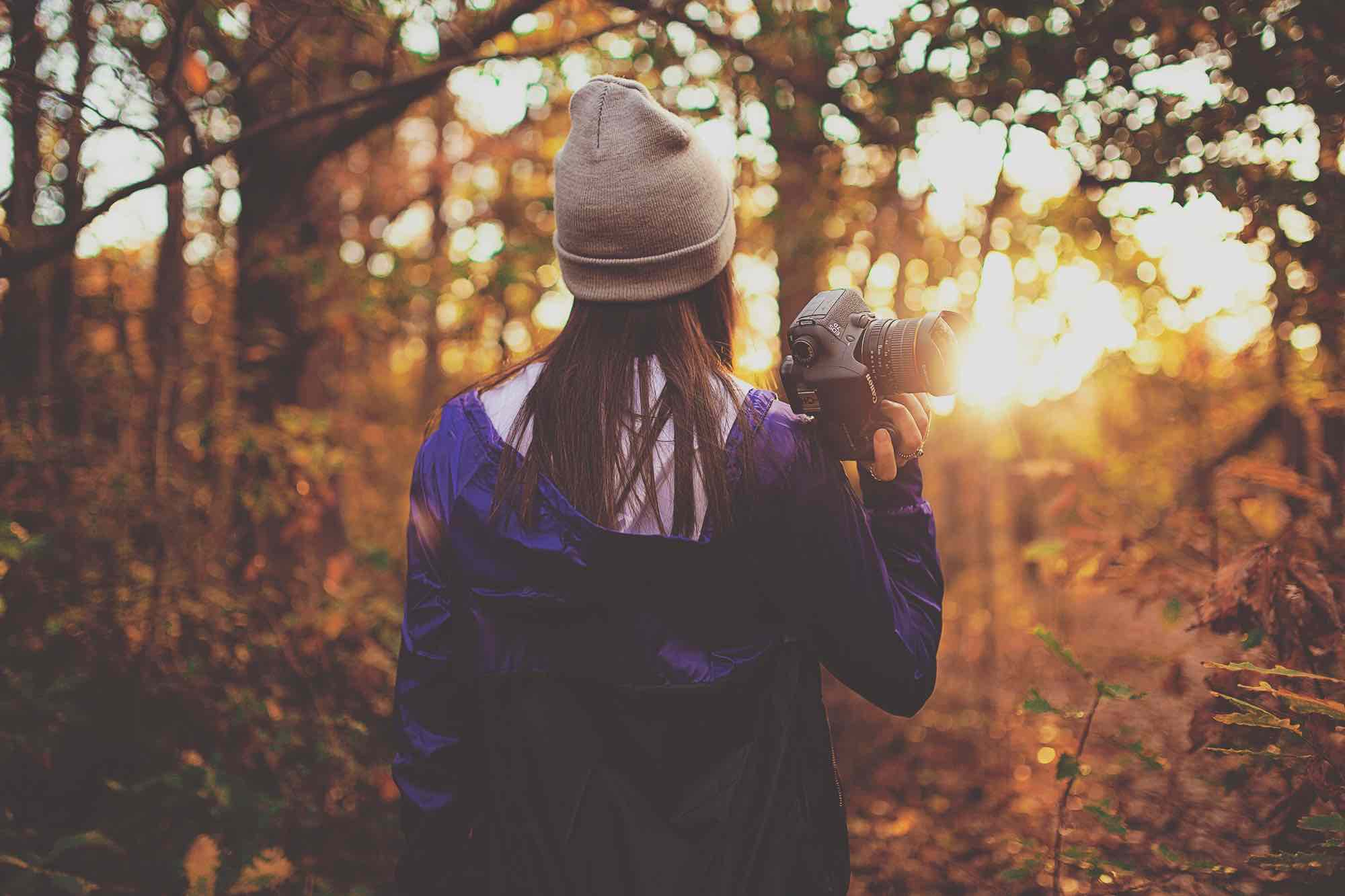 Sesja zdjęciowa, którą warto zrobić jesienią