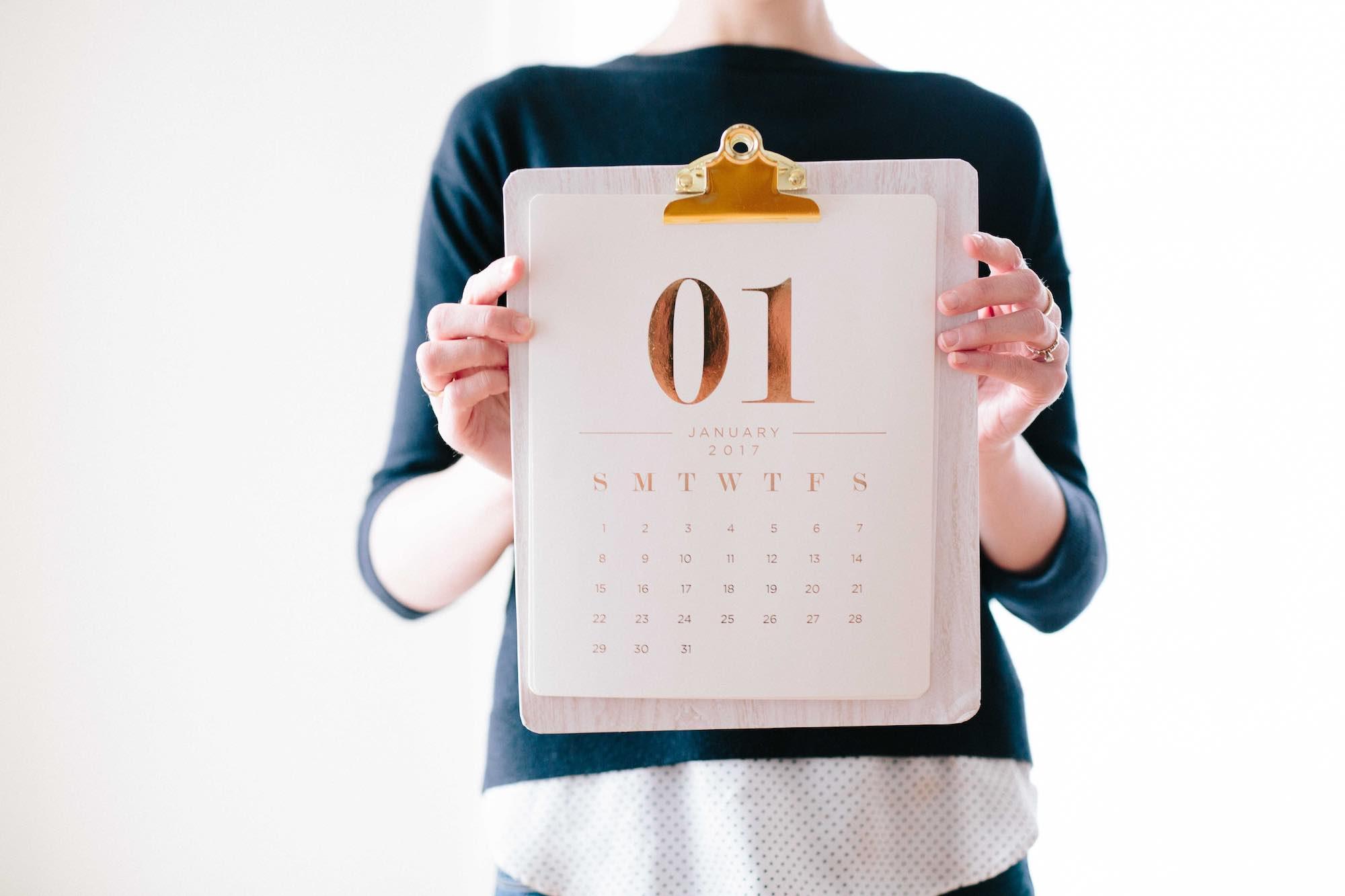Kalendarz ścienny dla kogo jaki?