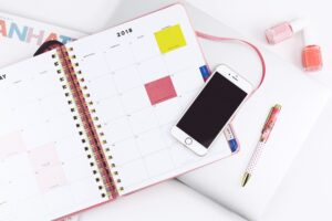 Kalendarz tygodniowy czy dzienny?