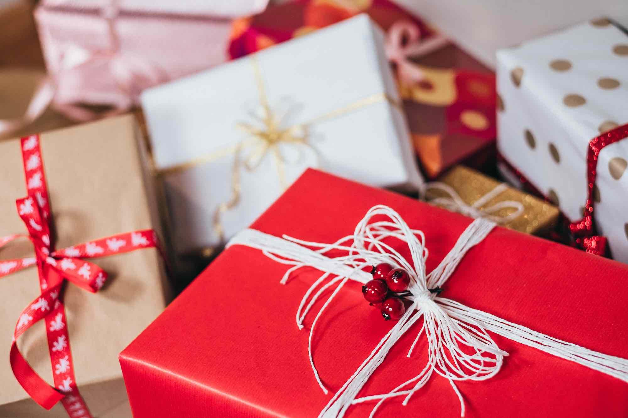 Planowanie prezentów świątecznych