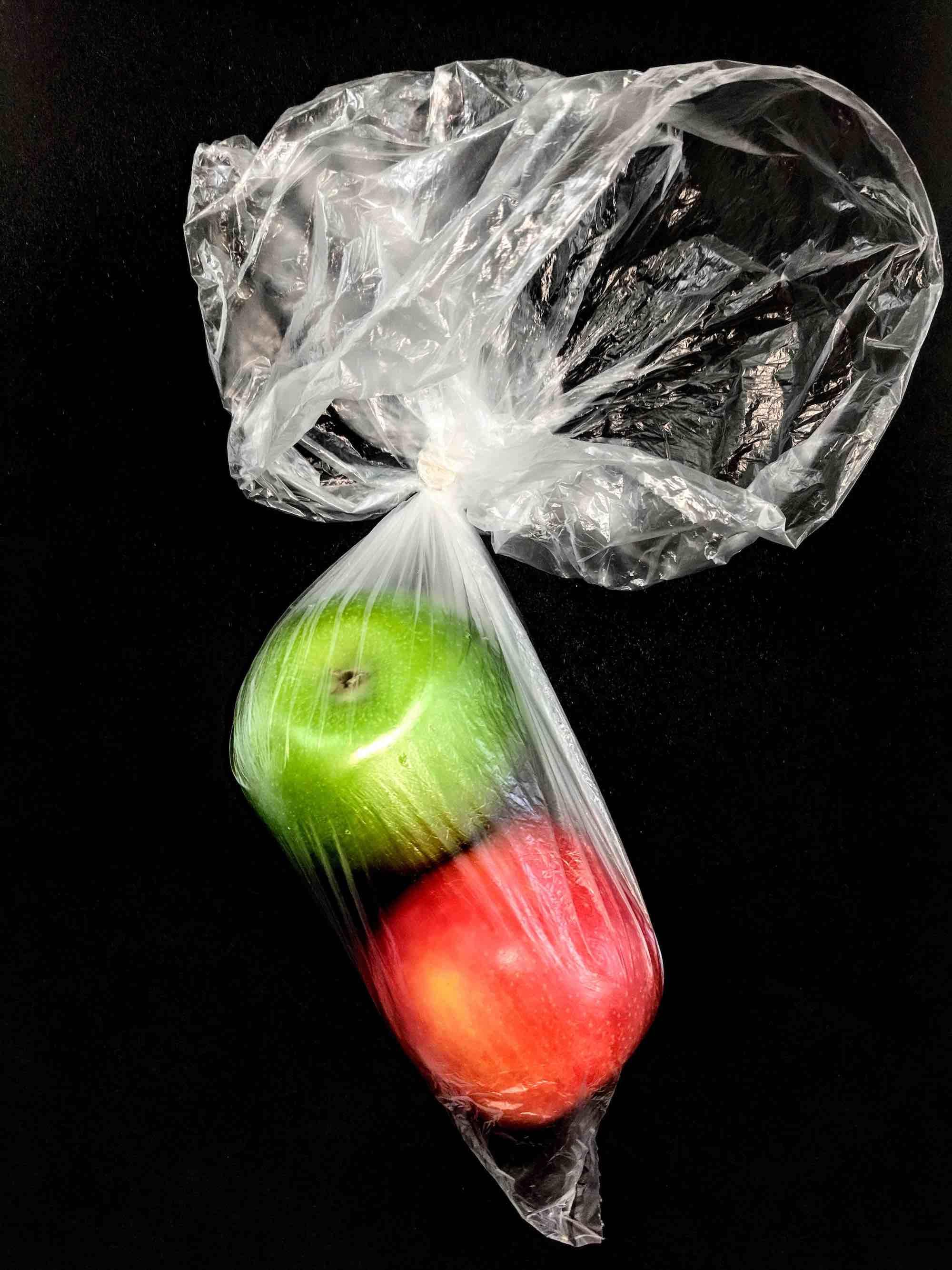 Szkodliwy plastik w jedzeniu
