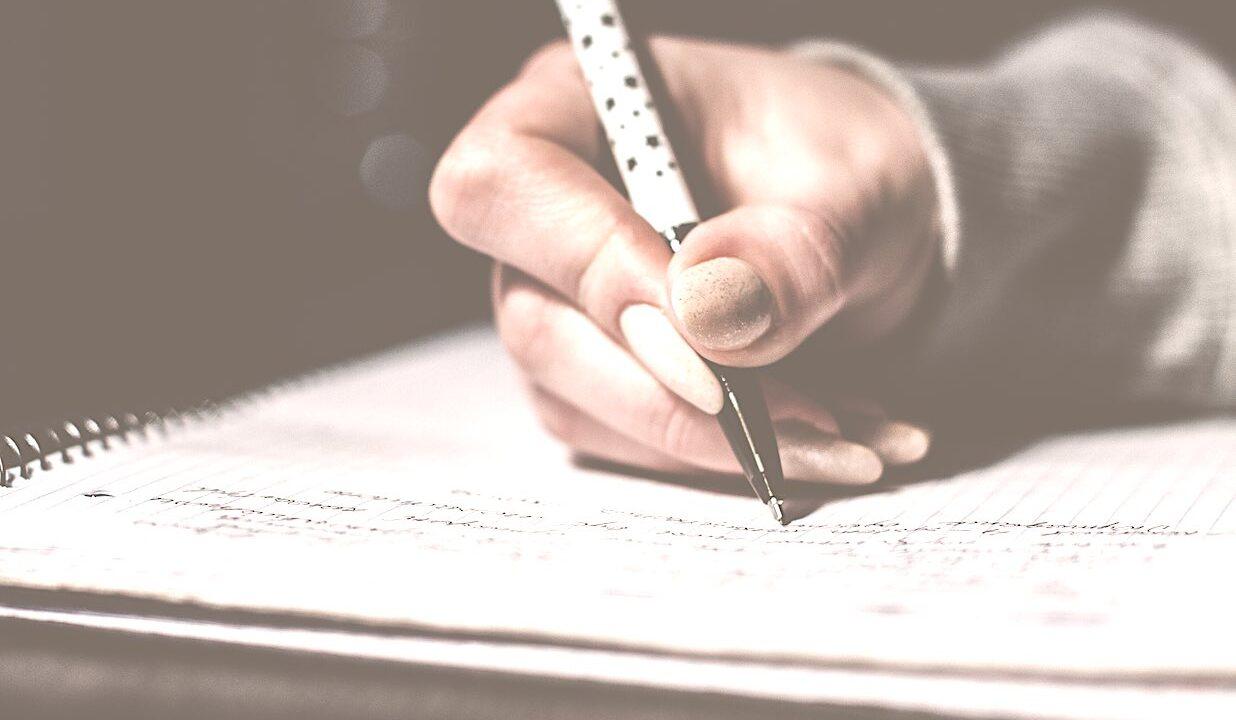 Jak zacząć pisać dziennik?