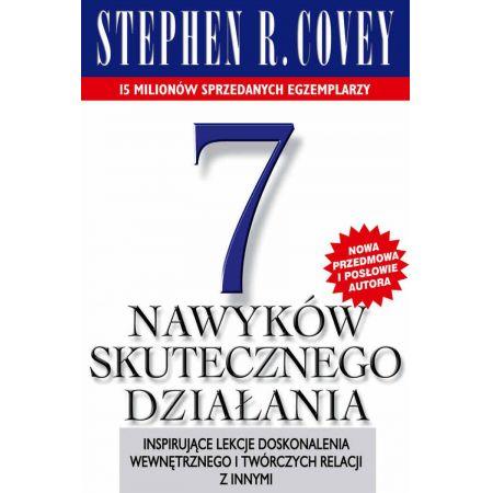 Stephen R. Covey 7 nawyków skutecznego działania