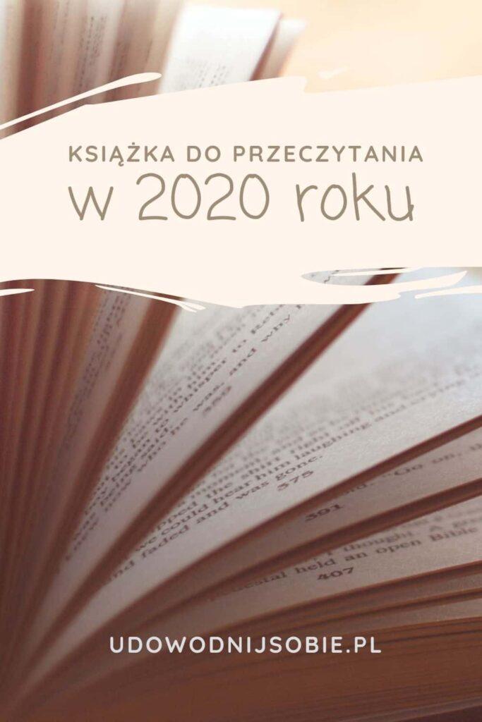 Książka do przeczytania w 2020 roku