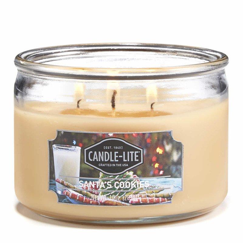 Świece zapachowe na Święta prezenty