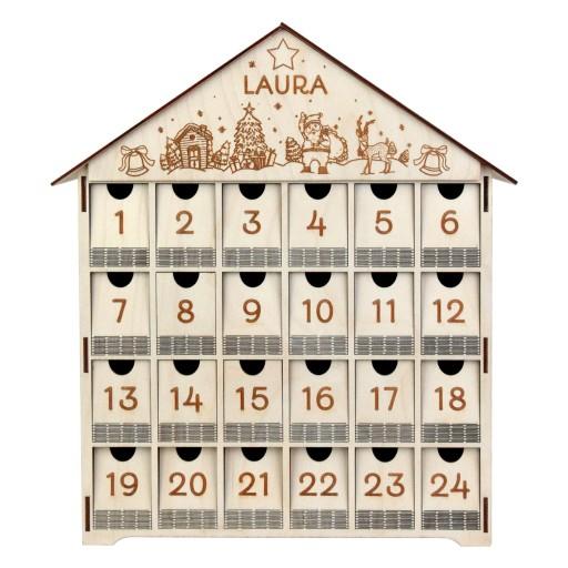 Najlepsze świąteczne tradycje - kalendarz adwentowy