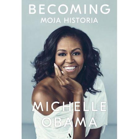 Michelle Obama Becoming Moja Historia
