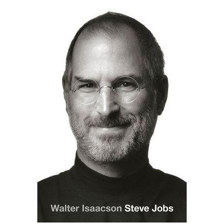 Walter Isaacson Steve Jobs książka